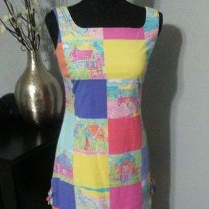 Lily Pulitzer Block Dress